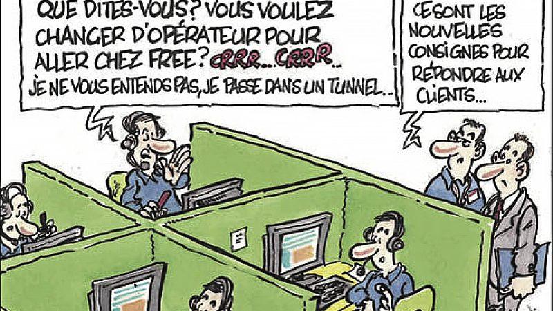 Free, SFR, Orange et Bouygues : Les internautes se lâchent sur Twitter # 22