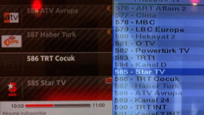 Freebox TV : Kral Pop remplace Star TV
