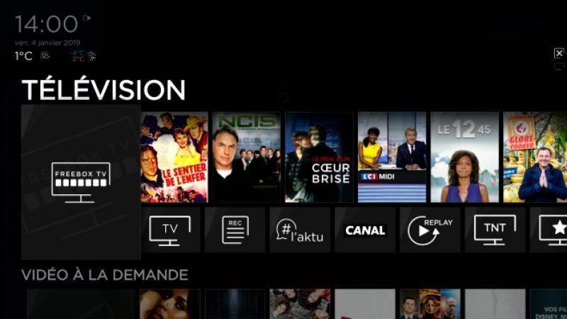 Test Freebox Delta: Découvrez toutes les fonctionnalités disponibles sur l'interface Freebox TV