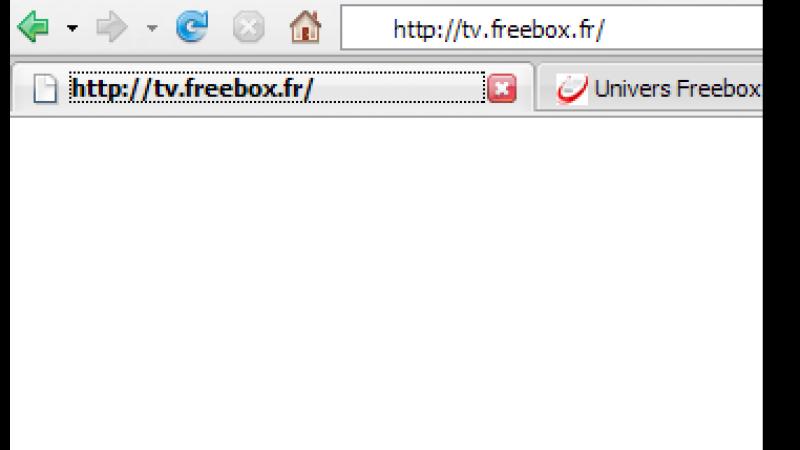 [MàJ] tv.freebox.fr en maintenance