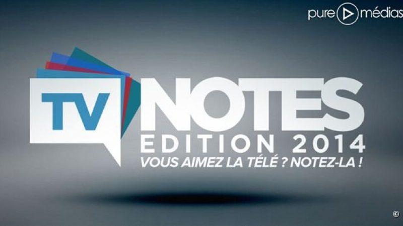 Votez pour vos émissions et animateurs préférés grâce à TV Notes 2014