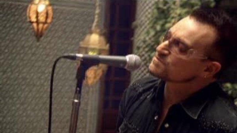 U2 en direct cette nuit sur Youtube