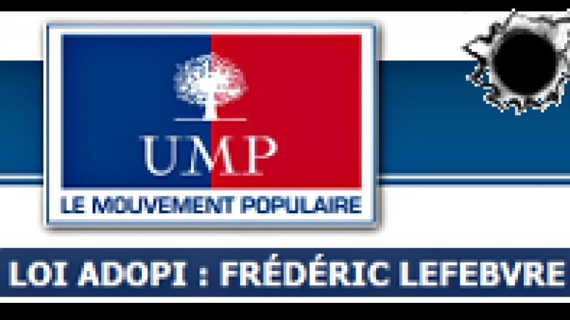 """Hadopi 2 : La position du PS est """"stupide"""" selon Frédéric Lefebvre (vidéo)"""