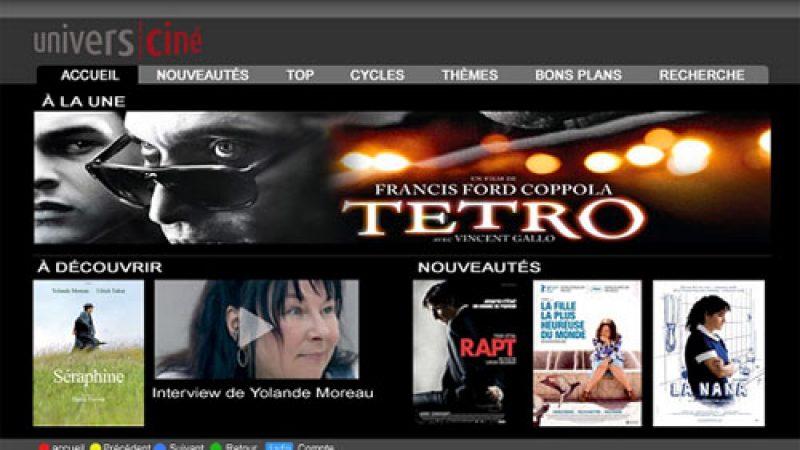 Les nouveaux services VOD sont arrivés sur Freebox TV