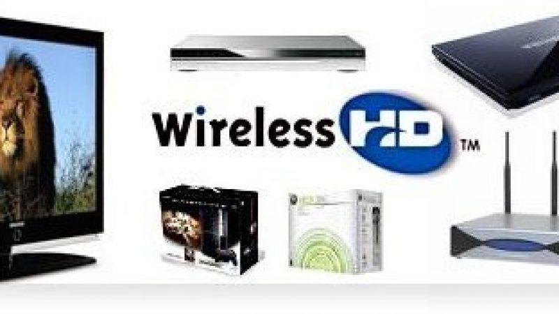 Spécifications du WirelessHD finalisées