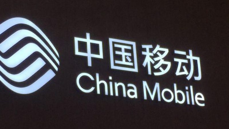 China Mobile s'implante dans l'hexagone
