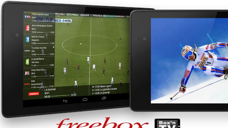 Après son succès sur iPhone/iPad, Box'n TV, qui permet de regarder Freebox TV, arrive sur Android