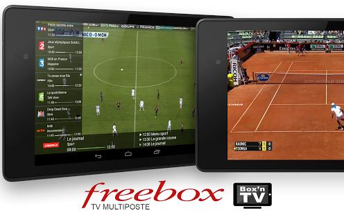 comment regarder la tv sur tablette avec free