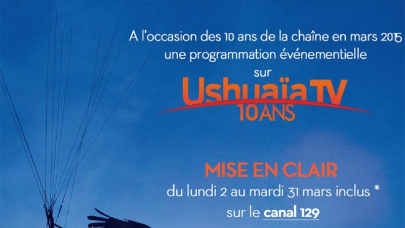 Ushuaïa TV offerte sur la Freebox : c'est parti !