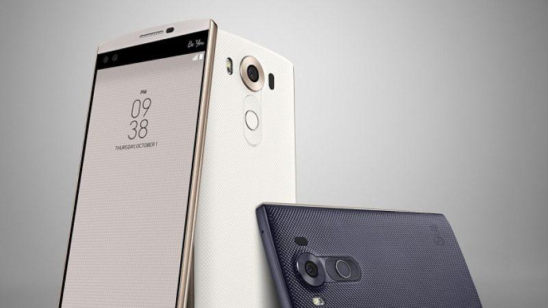 LG annonce son futur flagship le LG V20, le premier sous Android Nougat