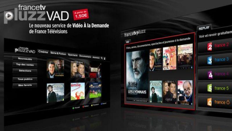 VOD : Pluzz VaD est disponible sur votre Freebox