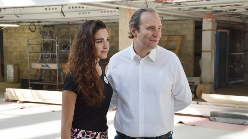 Station F : Le jour où Xavier Niel a proposé à Roxanne Varza de devenir directrice du plus grand incubateur au monde