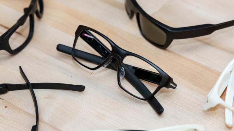 Vaunt de Intel, les lunettes connectées qui passent inaperçues