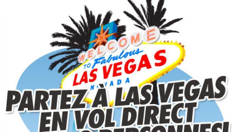 Concours: Chilipoker emmène 2 freenautes à Las Vegas