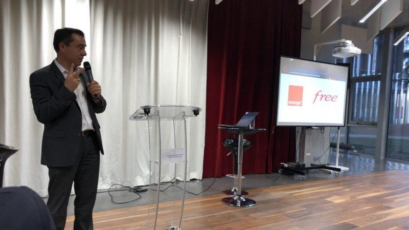 Fibre : Vendée Numérique annonce l'arrivée de Free sur son réseau FTTH