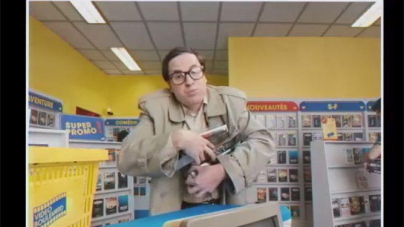 Nouvelle campagne pub Canal : vous avez connu les locations de VHS ? Vous allez adorer « Vidéo Boulevard »
