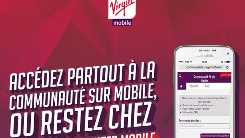 Clin d'œil : quand Virgin Mobile utilise un abonnement Free Mobile pour sa pub