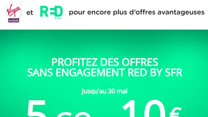 SFR met fin à Virgin Mobile et demande à ses abonnés de migrer vers RED