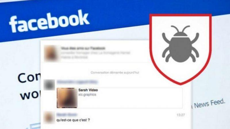 Le virus Eko contamine Facebook Messenger