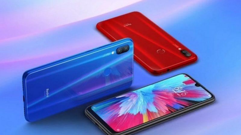 Redmi Note 7 : la version Pro avec capteur photo 48 Mégapixels signé Sony est officielle