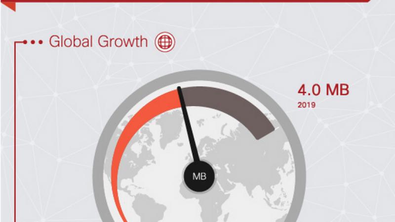 81% du trafic de données en France passera par les réseaux 4G en 2019