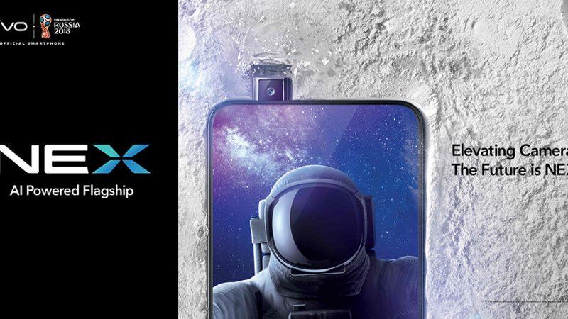 Le Nex de Vivo : un smartphone vraiment borderless sans encoche