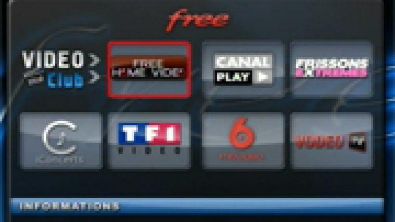 VOD: 93% des consommations sont réalisées sur la TV par ADSL