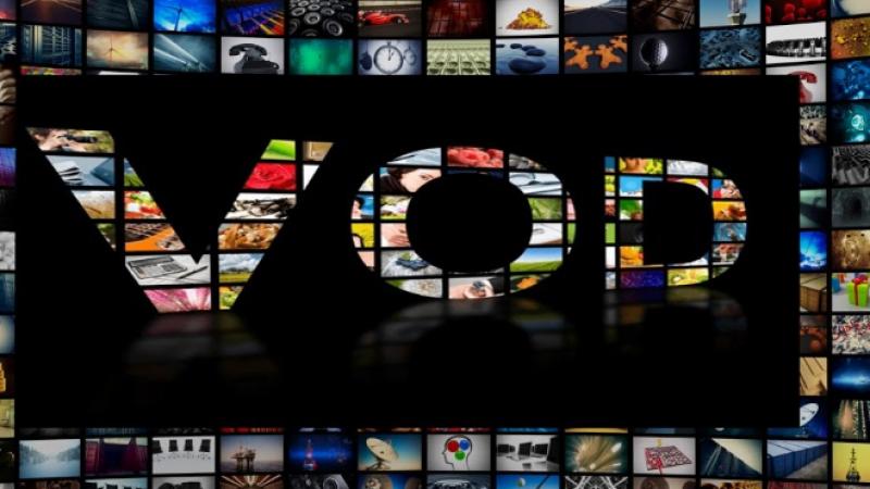 L'achat de VOD est en progression, la location en baisse et la SVOD reste stable