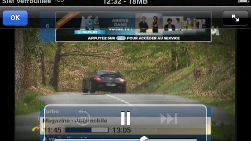 Regardez la TV de votre Freebox HD sur votre iDevice (en 3G / WiFi)