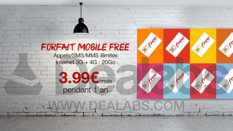 Le contenu de la Vente Privée Free Mobile déjà dévoilé