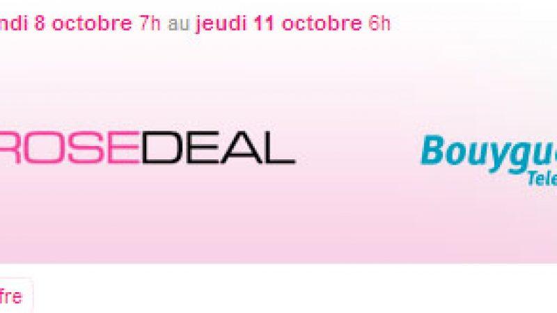 Bouygues Télécom lance une vente privée pour soutenir ses offres mobiles