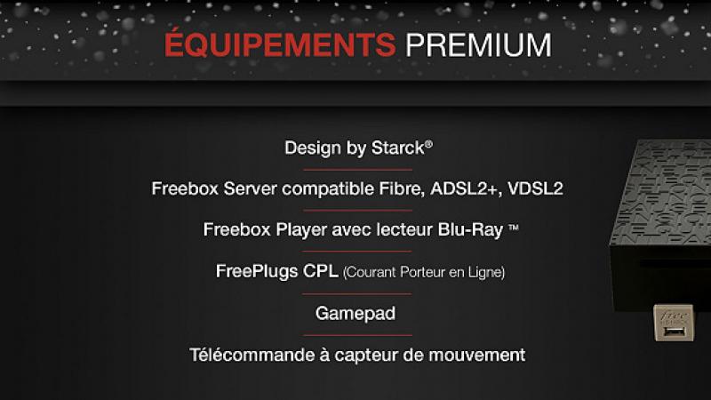 L'offre Freebox Révolution à 4,99€/mois est disponible également en fibre