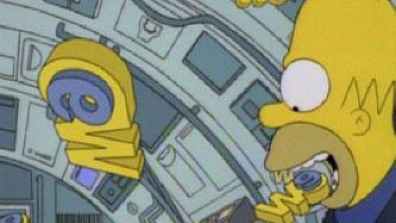 Une soirée Simpsons sur W9