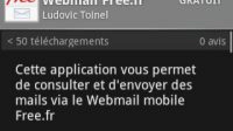 Accéder facilement et gratuitement à vos mails Free avec Android