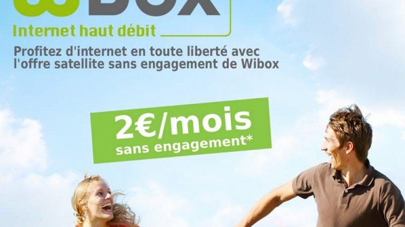 Haut Débit Fixe : WiBox relance un forfait à la consommation