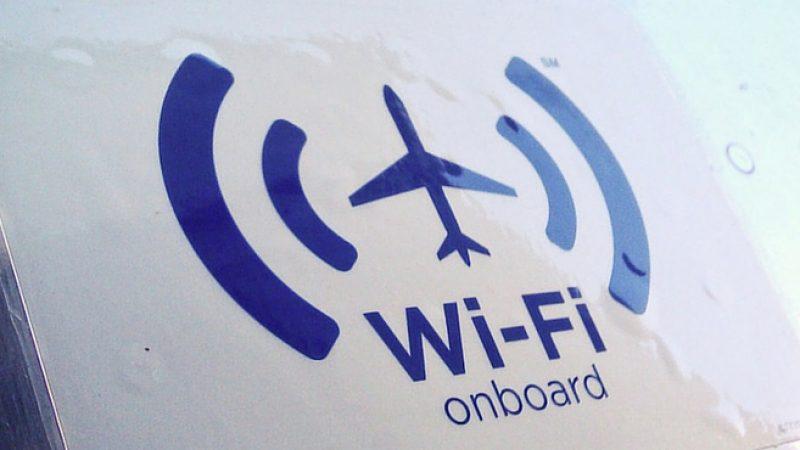 Le WiFi prend son envol