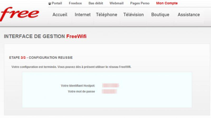 Nouveau Firmware pour les Freebox ADSL et activation de Free Wifi
