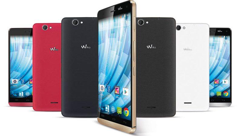 Wiko veut déranger Apple et Samsung