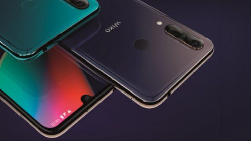Wiko présente ses smartphones View 3 et View 3 Pro à triple capteur photo et grosse batterie