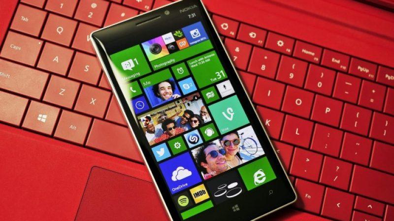 Windows Phone 8.1 : Fin du support du système d'exploitation mobile