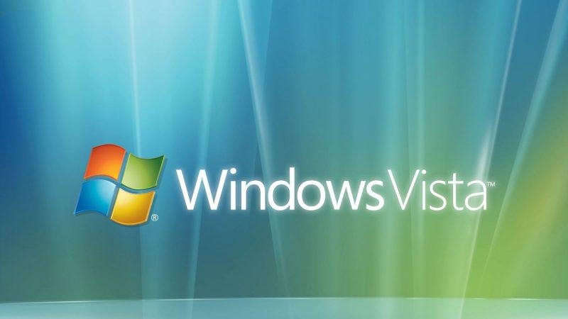 Windows Vista : Fin du support technique de l'OS imminente
