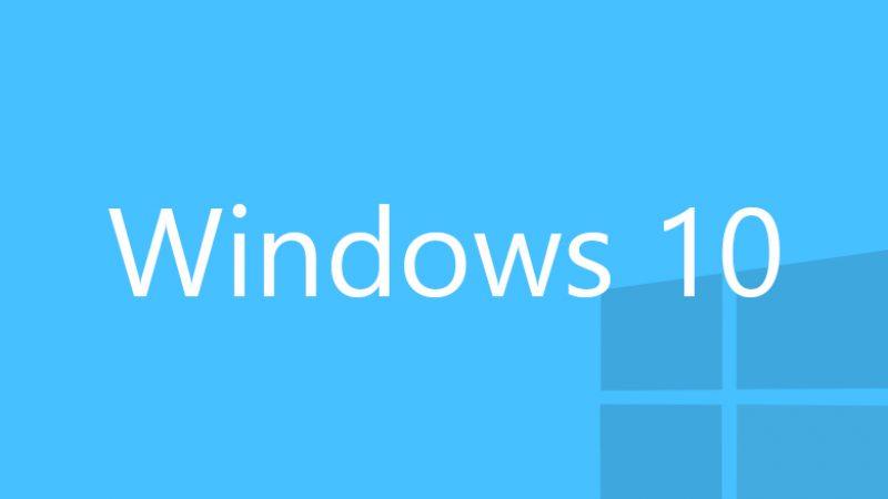 Bye bye Windows Phone, bonjour Windows 10