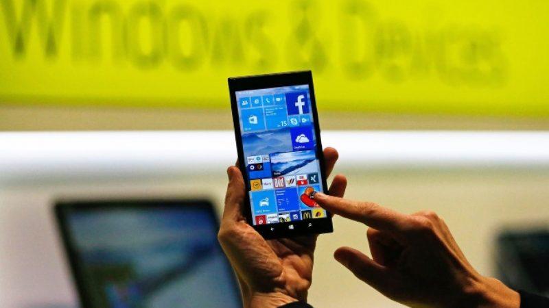 Microsoft achève Windows Phone avec la fin des notifications