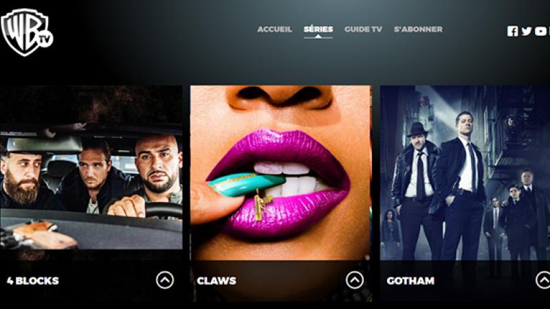 Warner TV met en ligne son site internet avant son lancement notamment sur Freebox Révolution avec TV by Canal