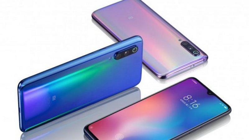 Free Mobile : le Xiaomi Mi 9 SE voit maintenant la vie en bleu