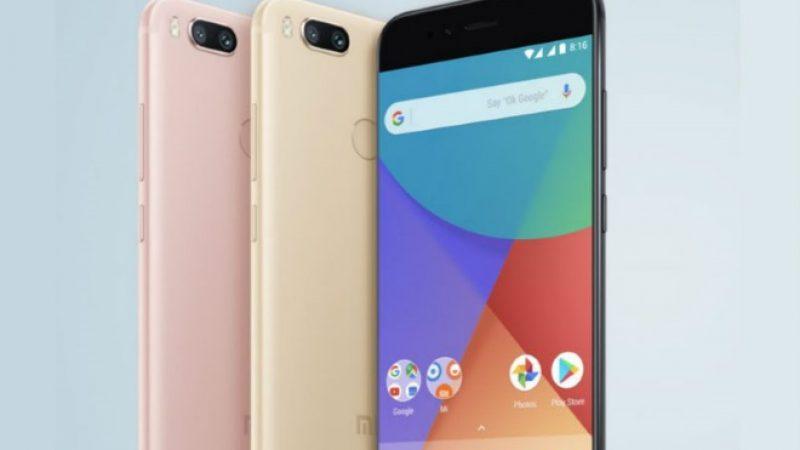 Google : Le premier smartphone Xiaomi du projet Android One arrive à grands pas