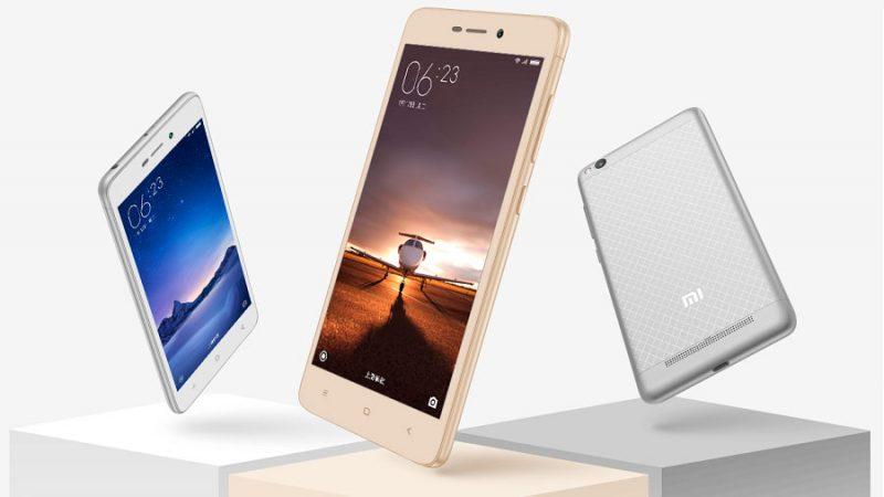 Xiaomi présente le Redmi 3, un smartphone d'entrée de gamme avec de bonnes spécifications.