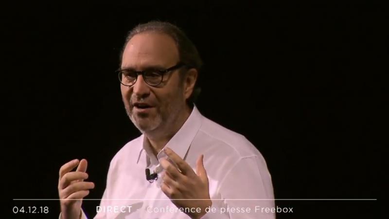 Freebox V7 : Xavier Niel promet une technologie révolutionnaire 10 Gbits