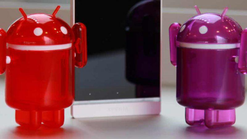 Sony déploie la mise à jour Android 4.3 pour le Xperia SP