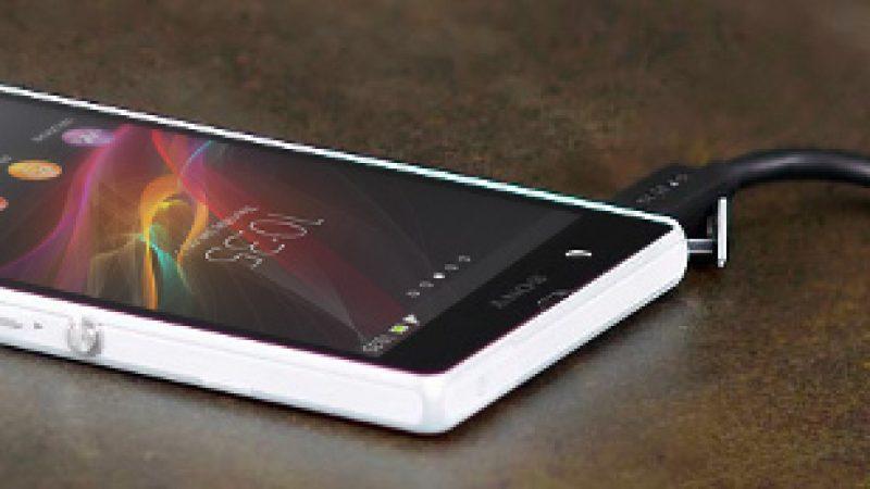 Free Mobile : Sony déploie une mise à jour pour le Sony Xperia Z1 Compact